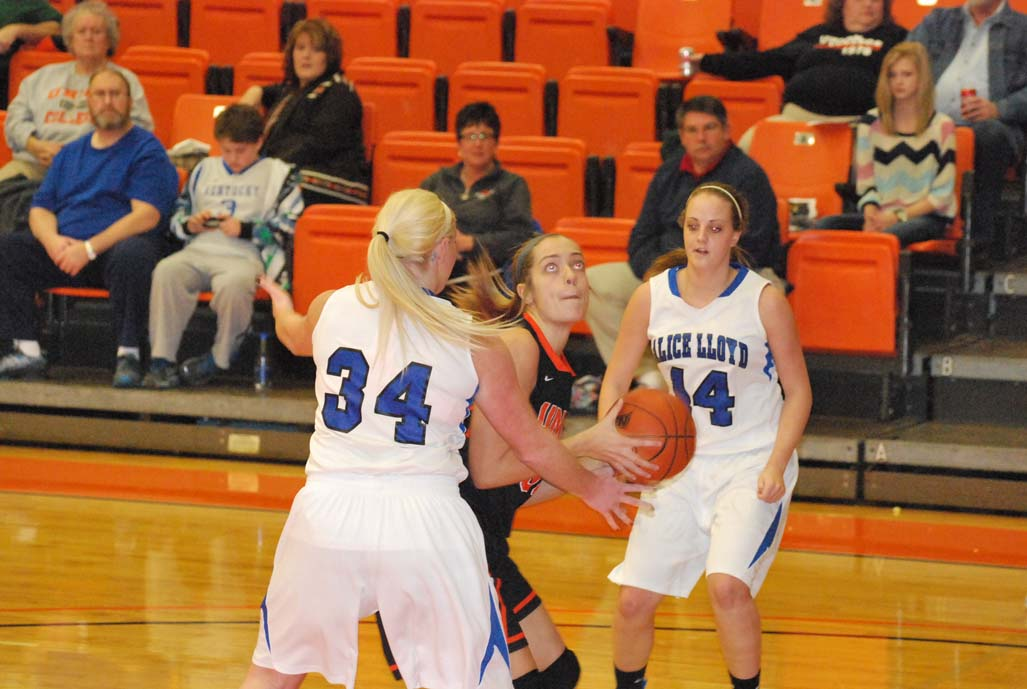 3rd WBB vs. Alice Lloyd (Union College Holiday Classic) Photo