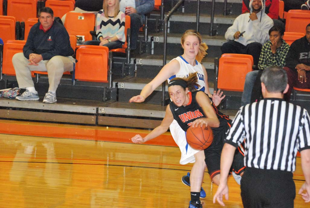 5th WBB vs. Alice Lloyd (Union College Holiday Classic) Photo