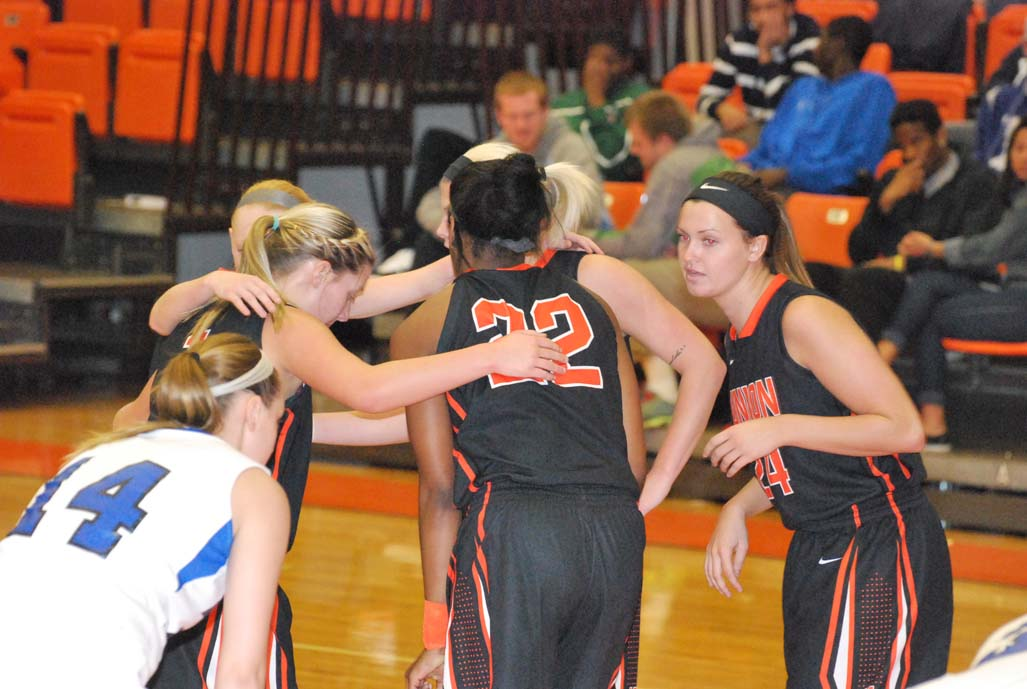 10th WBB vs. Alice Lloyd (Union College Holiday Classic) Photo