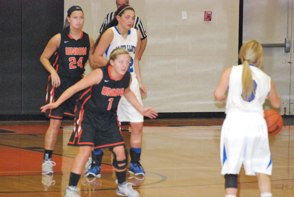11th WBB vs. Alice Lloyd (Union College Holiday Classic) Photo