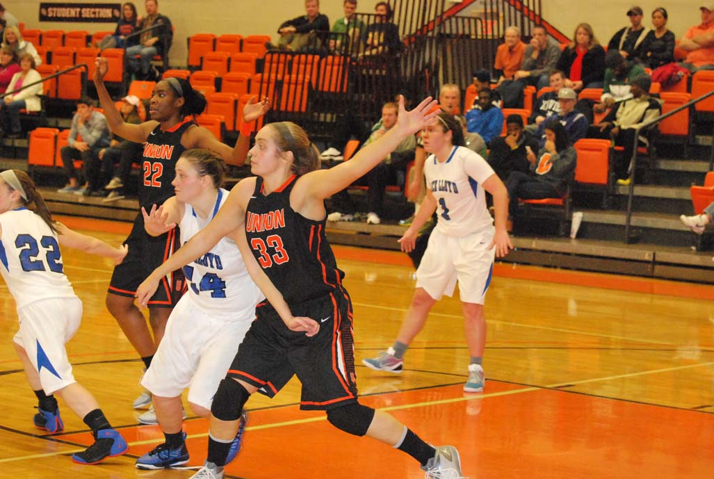 12th WBB vs. Alice Lloyd (Union College Holiday Classic) Photo