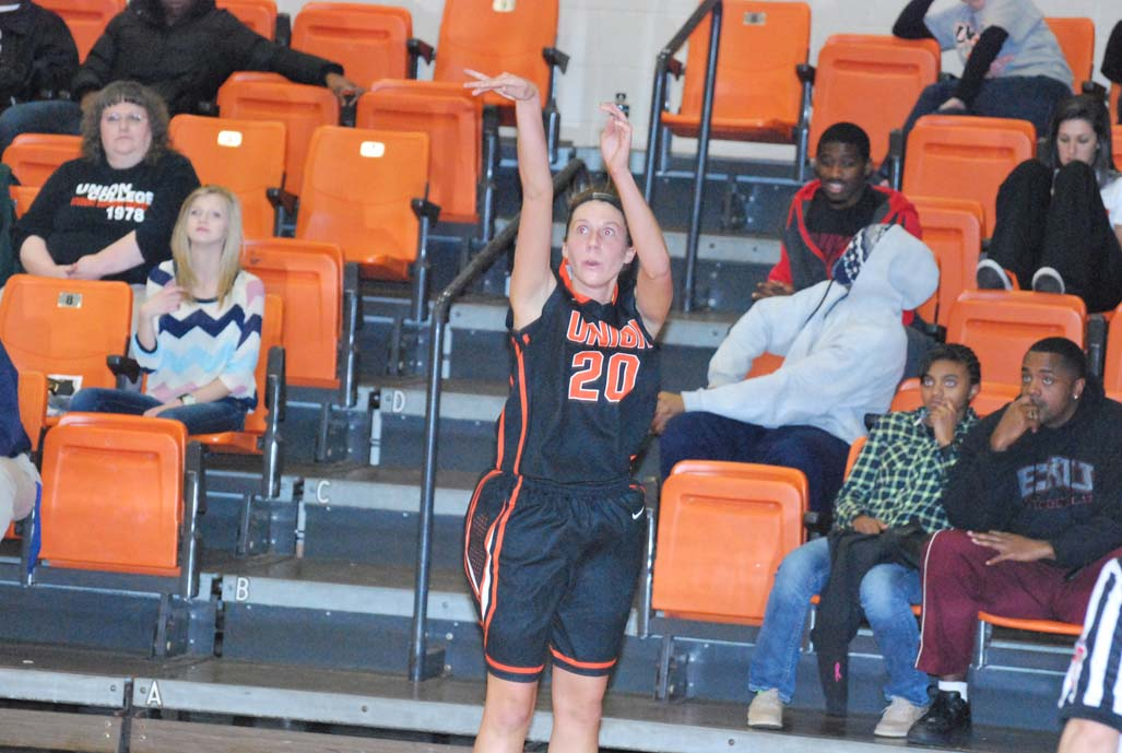 20th WBB vs. Alice Lloyd (Union College Holiday Classic) Photo