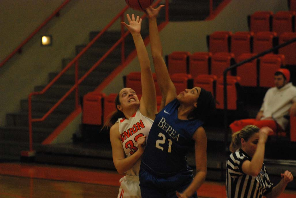 1st WBB vs. Berea Photo