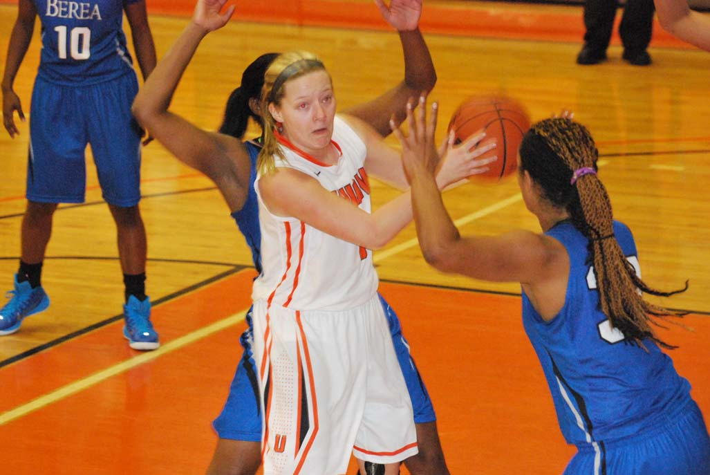 5th WBB vs. Berea Photo