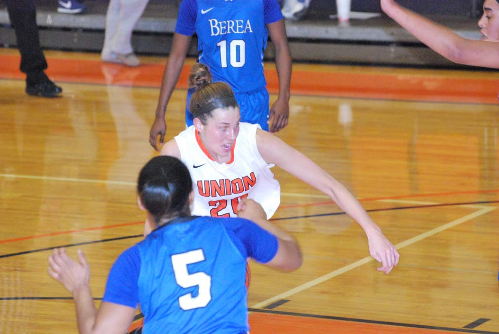 14th WBB vs. Berea Photo
