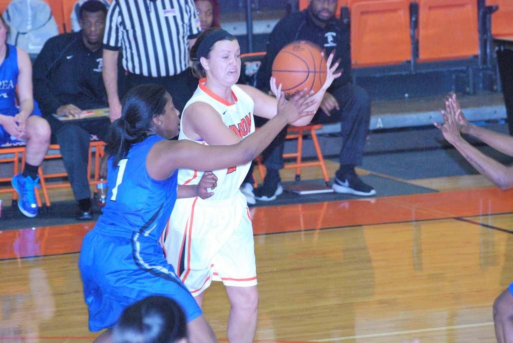 17th WBB vs. Berea Photo