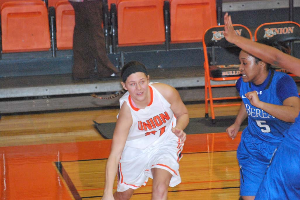 18th WBB vs. Berea Photo