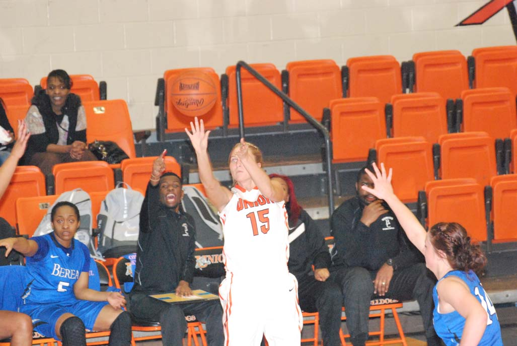 36th WBB vs. Berea Photo