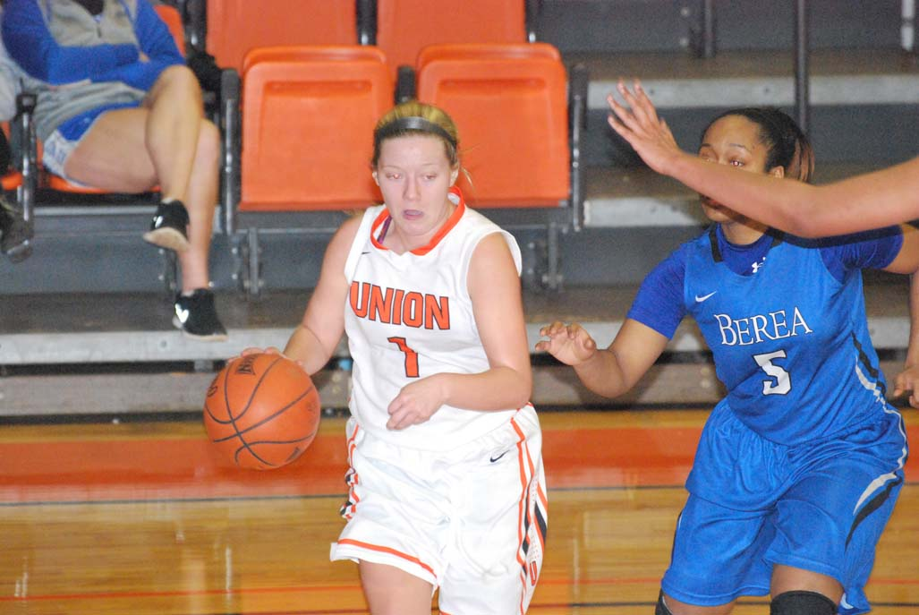 39th WBB vs. Berea Photo