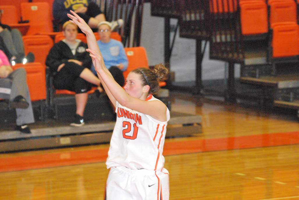 41st WBB vs. Berea Photo