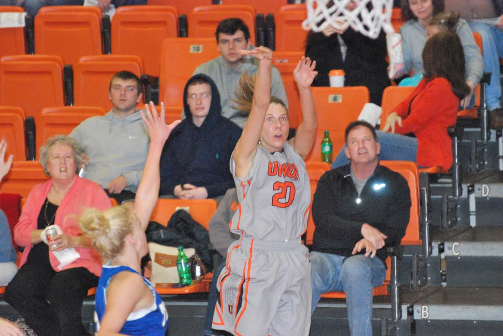 15th WBB vs. Tennessee Wesleyan Photo