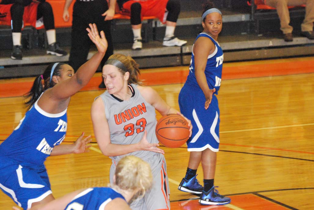 38th WBB vs. Tennessee Wesleyan Photo