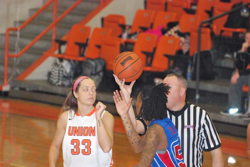 9th WBB vs. Bluefield  Photo