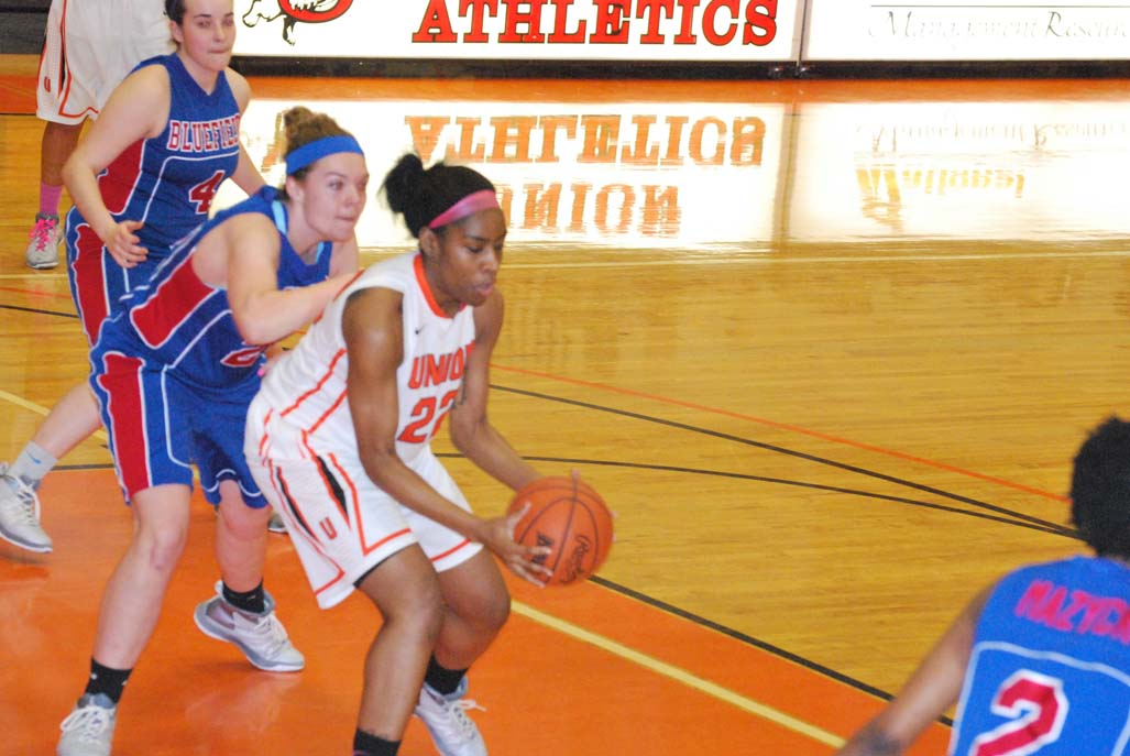 20th WBB vs. Bluefield  Photo