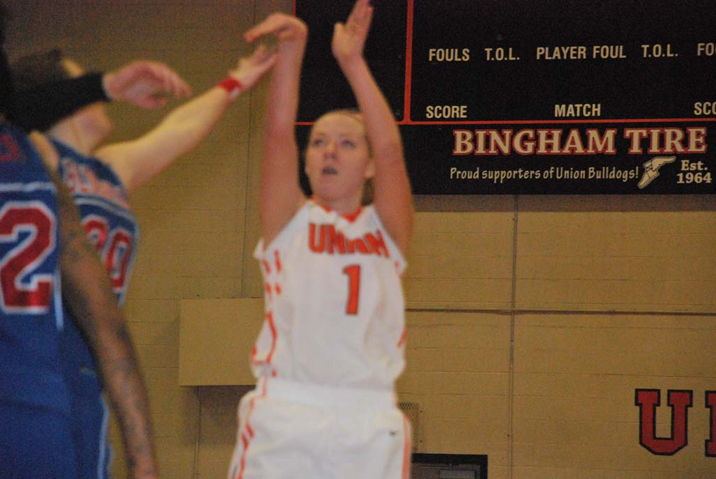 24th WBB vs. Bluefield  Photo
