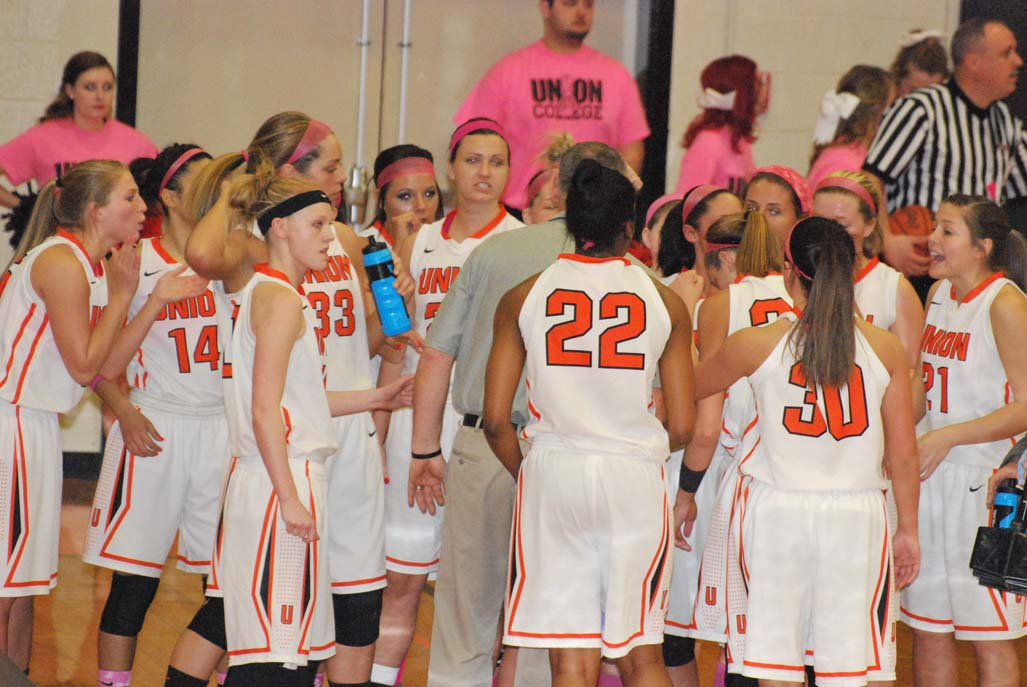 25th WBB vs. Bluefield  Photo