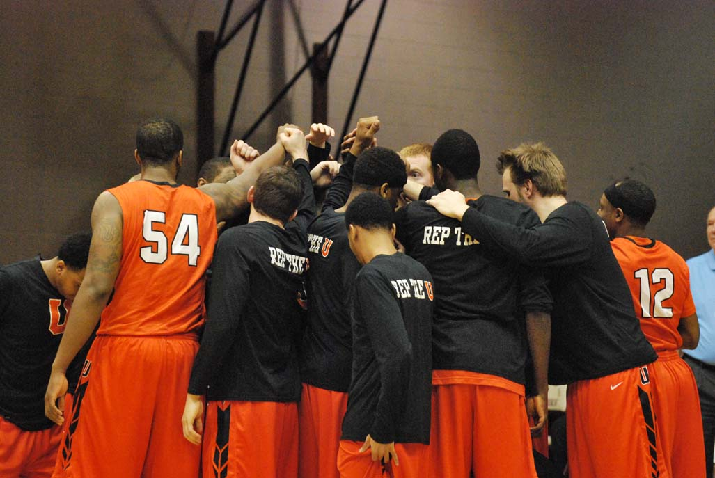 5th MBB - vs. Embry-Riddle; NAIA National Tournament, Second Round Photo