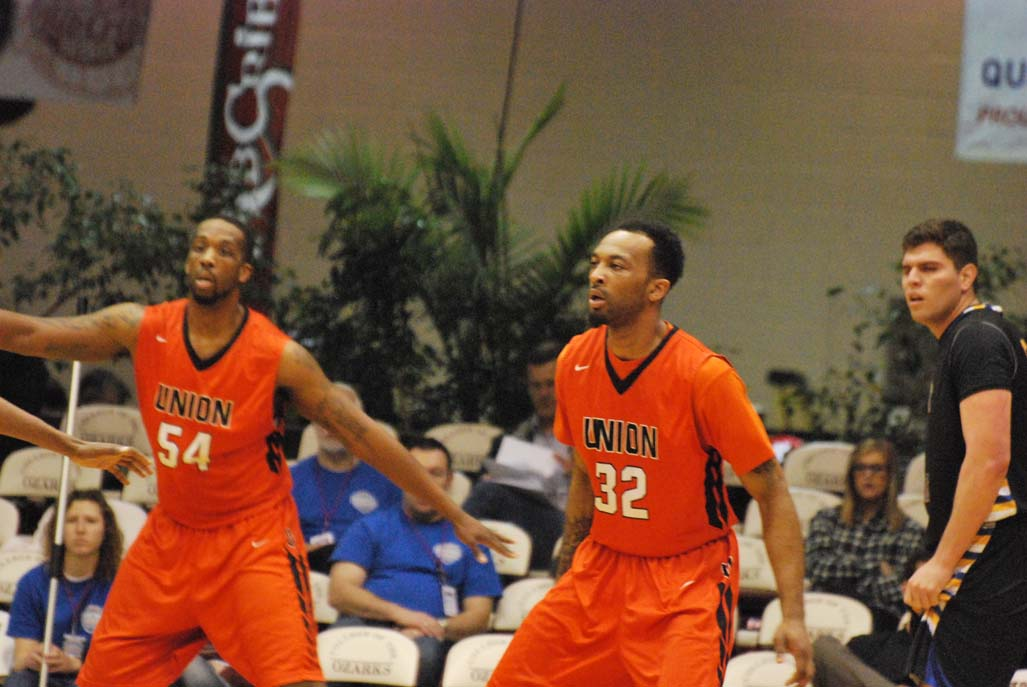 11th MBB - vs. Embry-Riddle; NAIA National Tournament, Second Round Photo