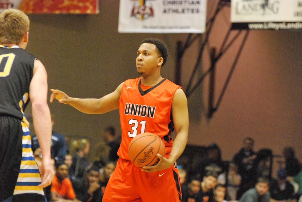 16th MBB - vs. Embry-Riddle; NAIA National Tournament, Second Round Photo