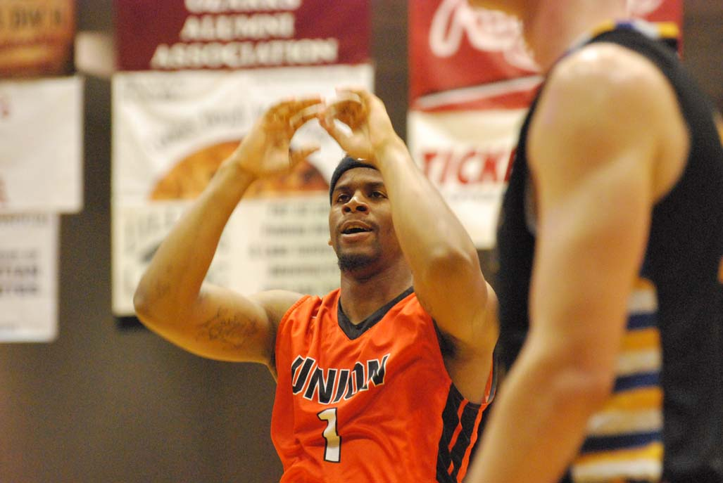 17th MBB - vs. Embry-Riddle; NAIA National Tournament, Second Round Photo