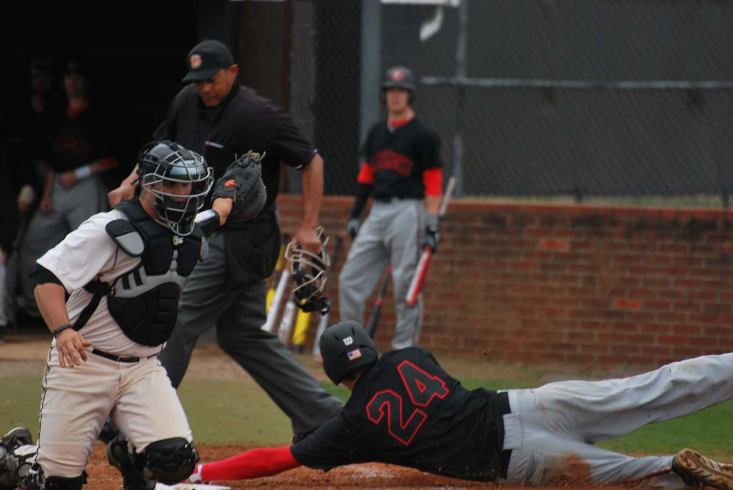 4th Baseball vs. UC-Clermont Photo