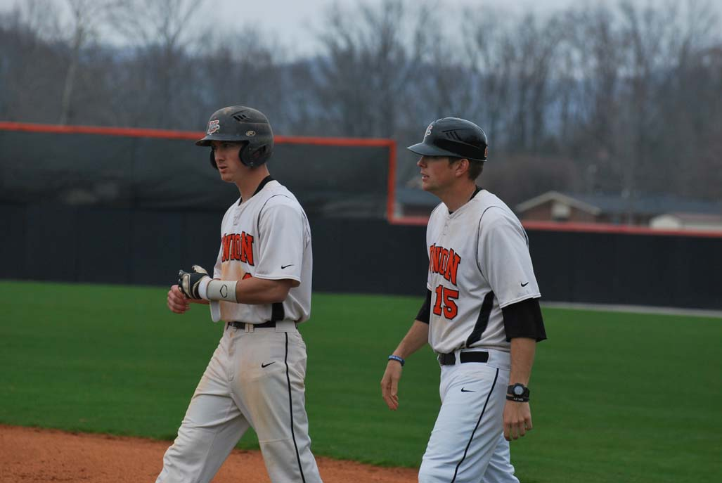 11th Baseball vs. UC-Clermont Photo