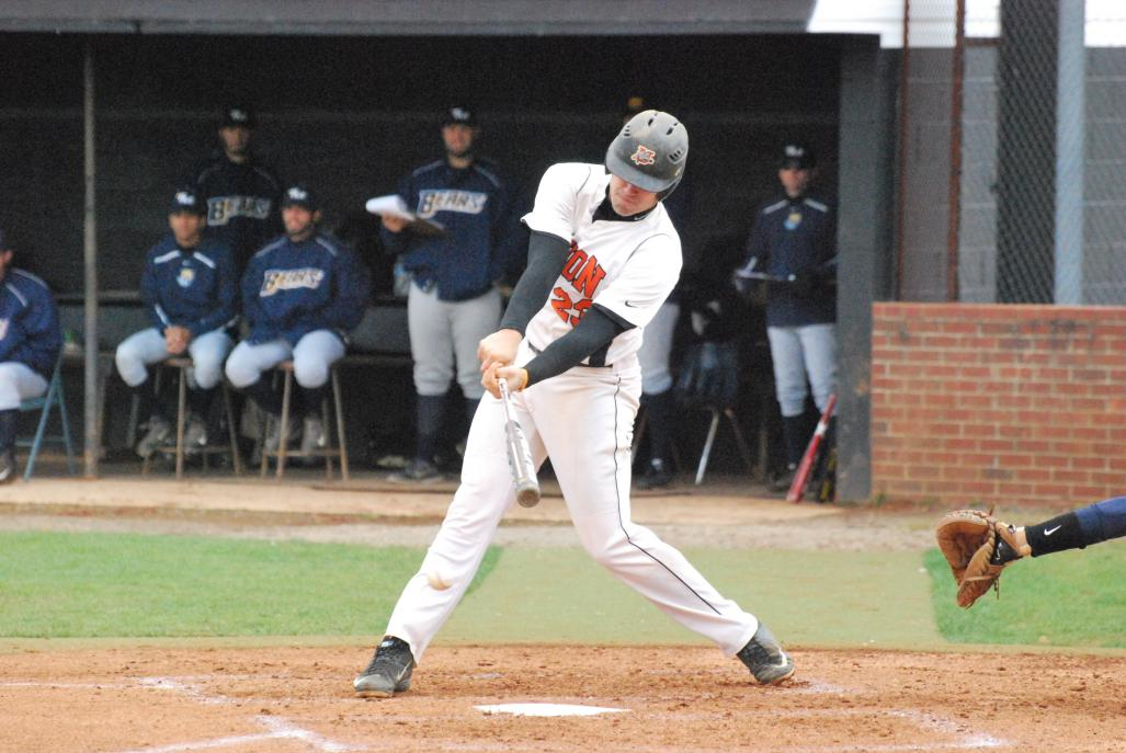 11th Baseball vs. Truett-McConnell Photo