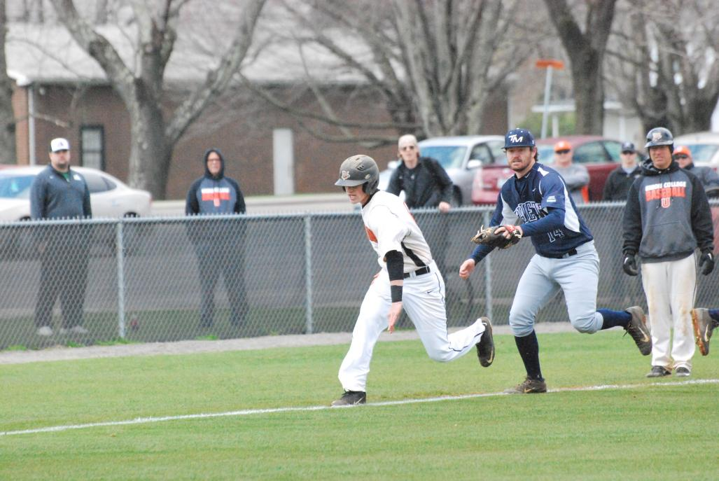 12th Baseball vs. Truett-McConnell Photo