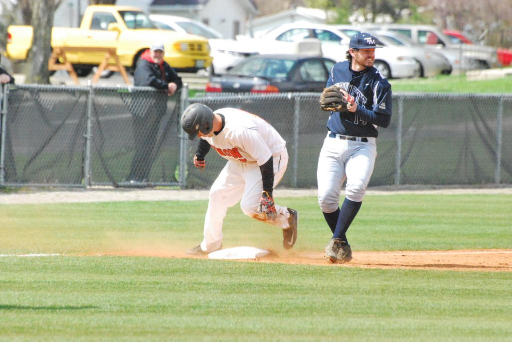 17th Baseball vs. Truett-McConnell Photo