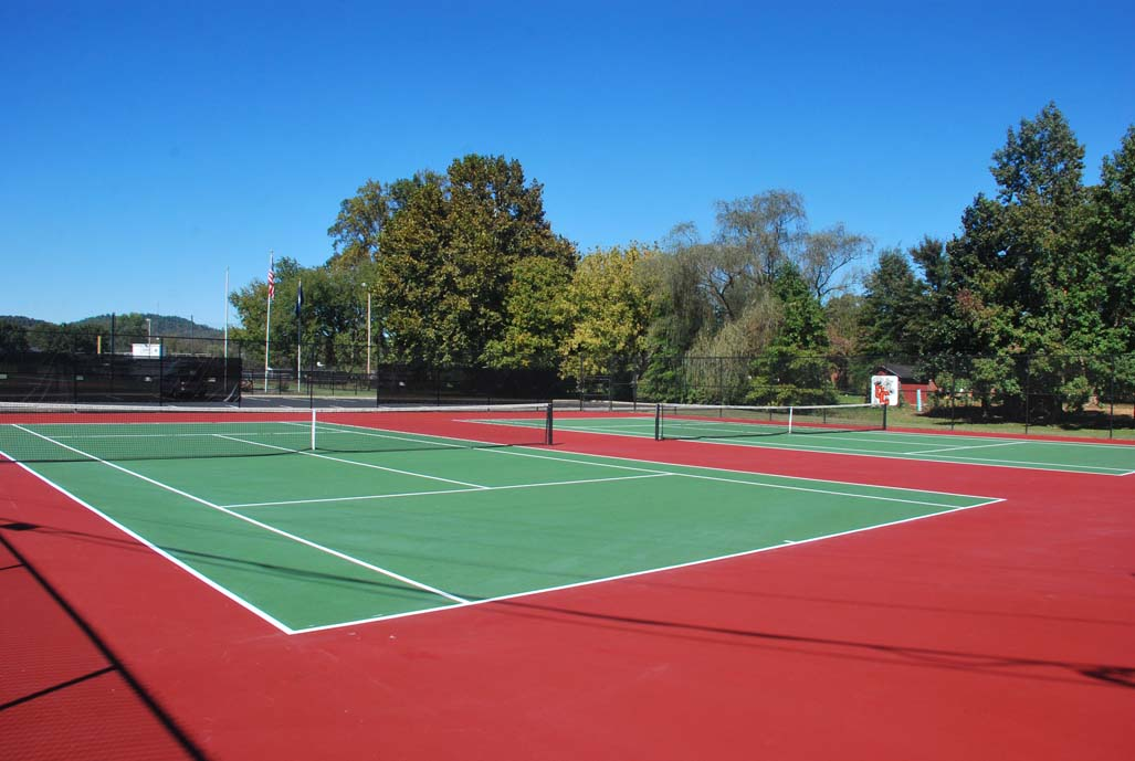 6th Union Tennis Courts Photos Photo