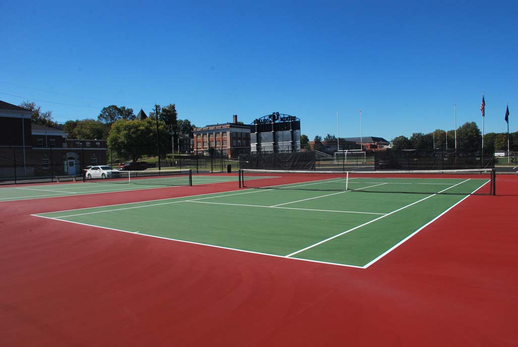 7th Union Tennis Courts Photos Photo