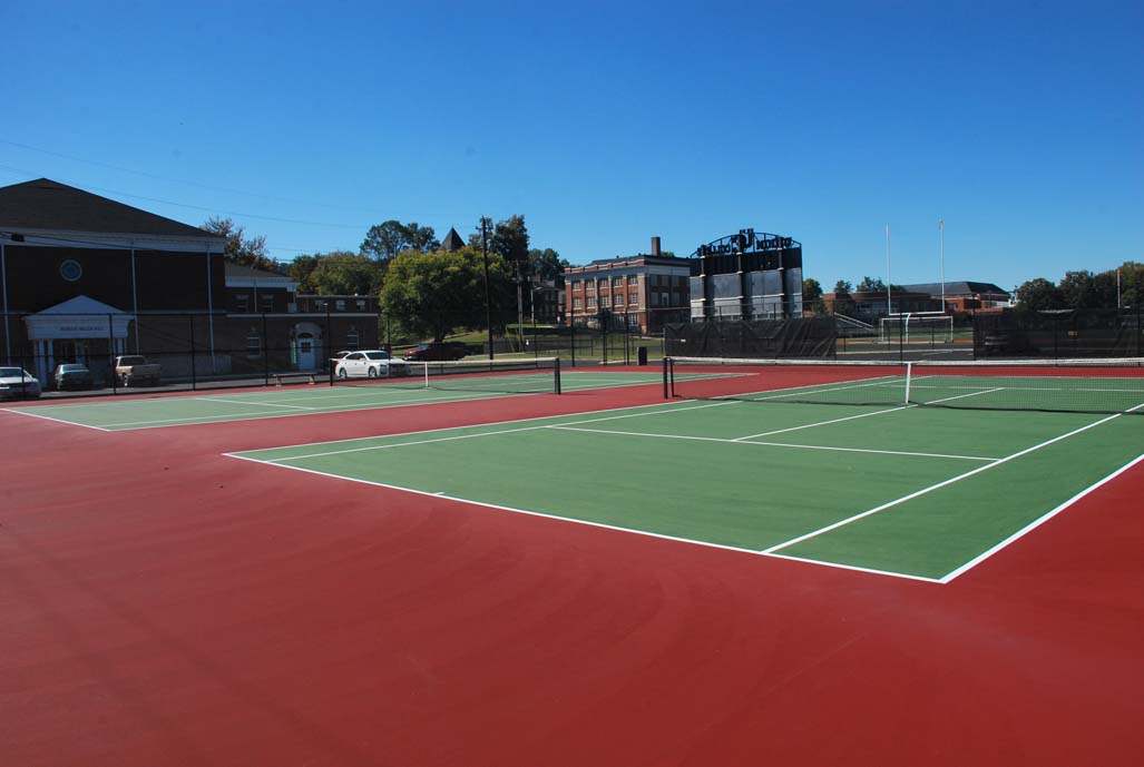 8th Union Tennis Courts Photos Photo