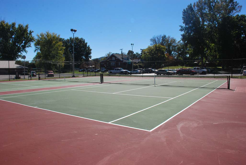 9th Union Tennis Courts Photos Photo