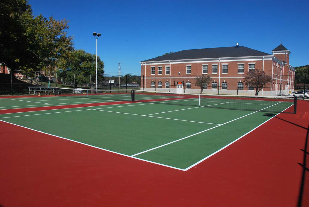 11th Union Tennis Courts Photos Photo