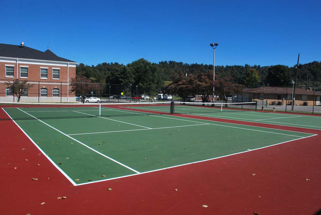 12th Union Tennis Courts Photos Photo