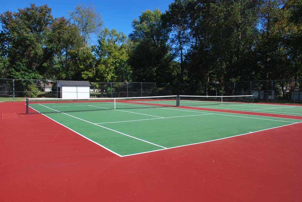 14th Union Tennis Courts Photos Photo