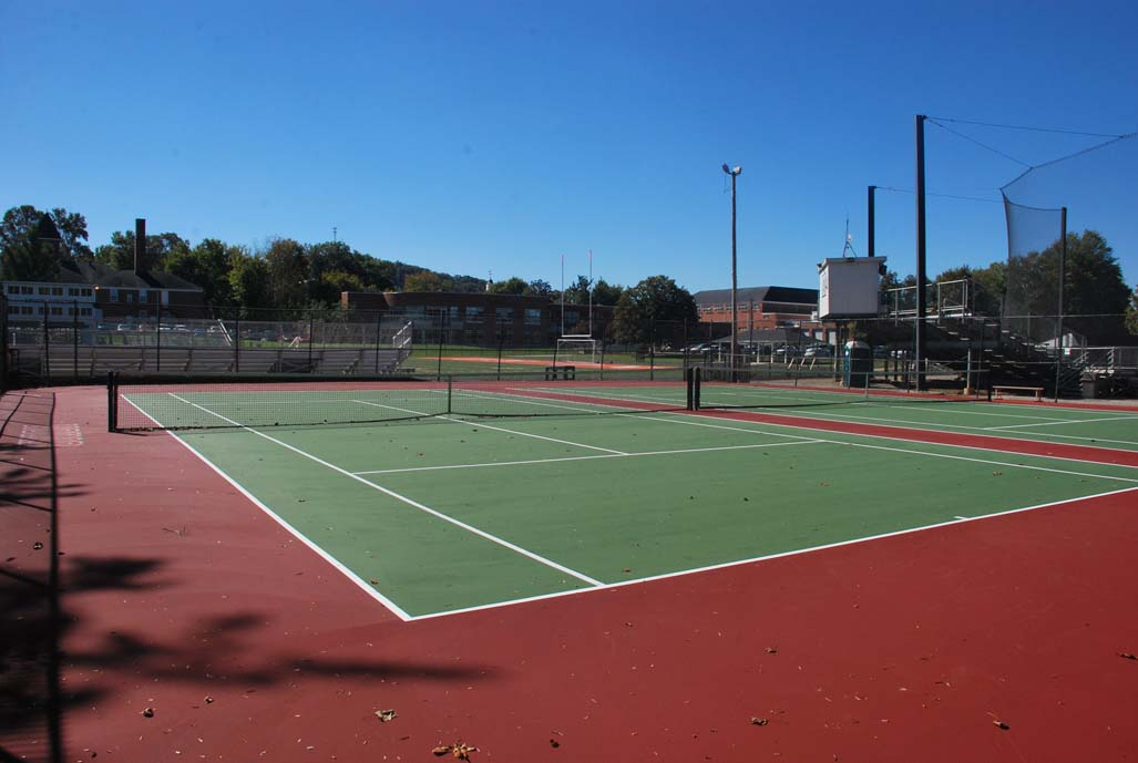 15th Union Tennis Courts Photos Photo