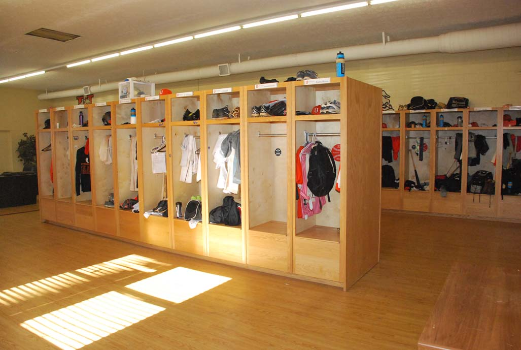 9th Jerry Carey Stadium At Harlan Sanders Field Baseball Locker Room Photo