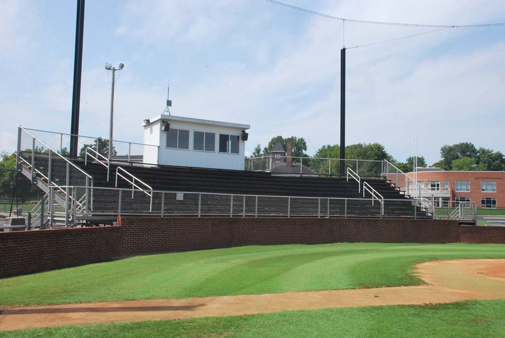 4th Jerry Carey Stadium At Harlan Sanders Field Baseball Locker Room Photo