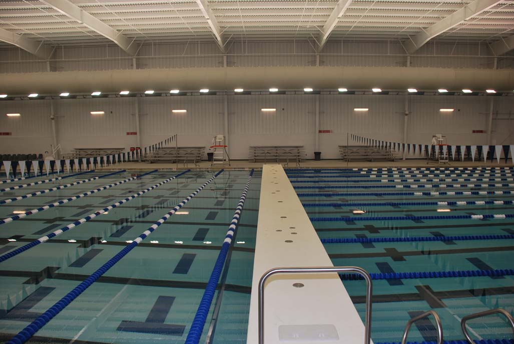 1st Stivers Aquatic Center Photo