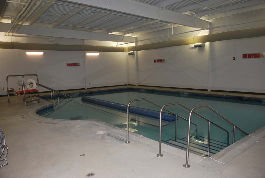 3rd Stivers Aquatic Center Photo