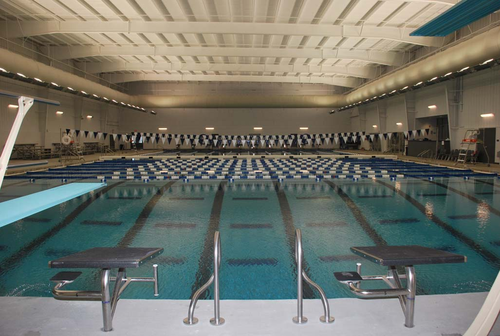 9th Stivers Aquatic Center Photo