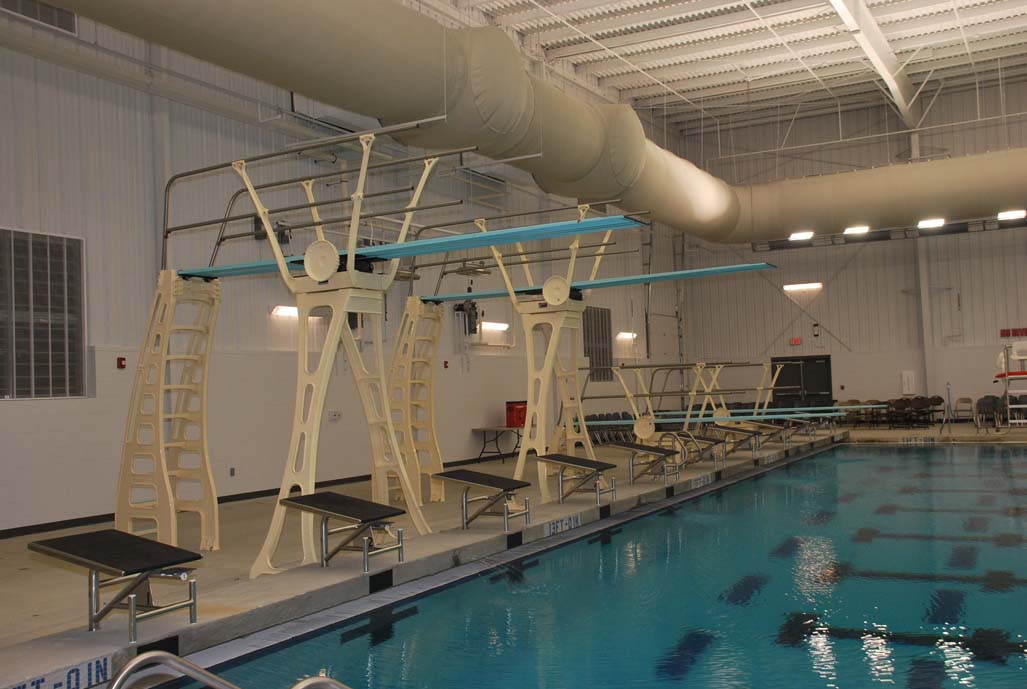 10th Stivers Aquatic Center Photo