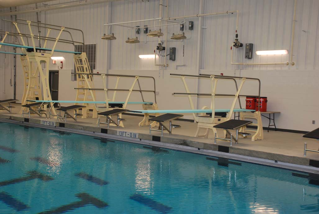 11th Stivers Aquatic Center Photo