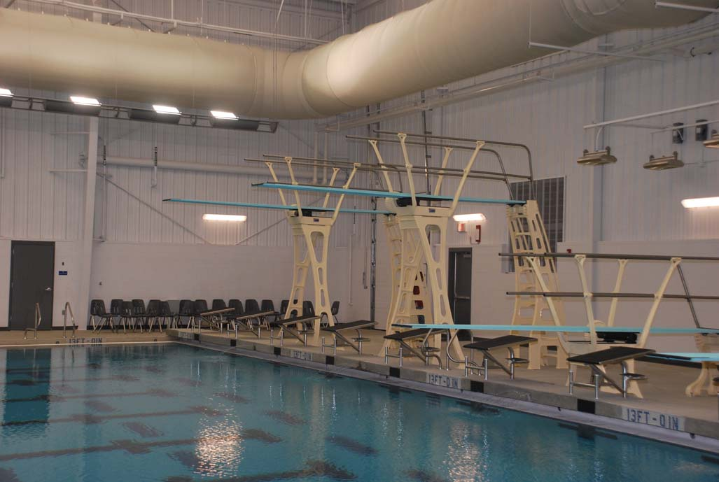 12th Stivers Aquatic Center Photo
