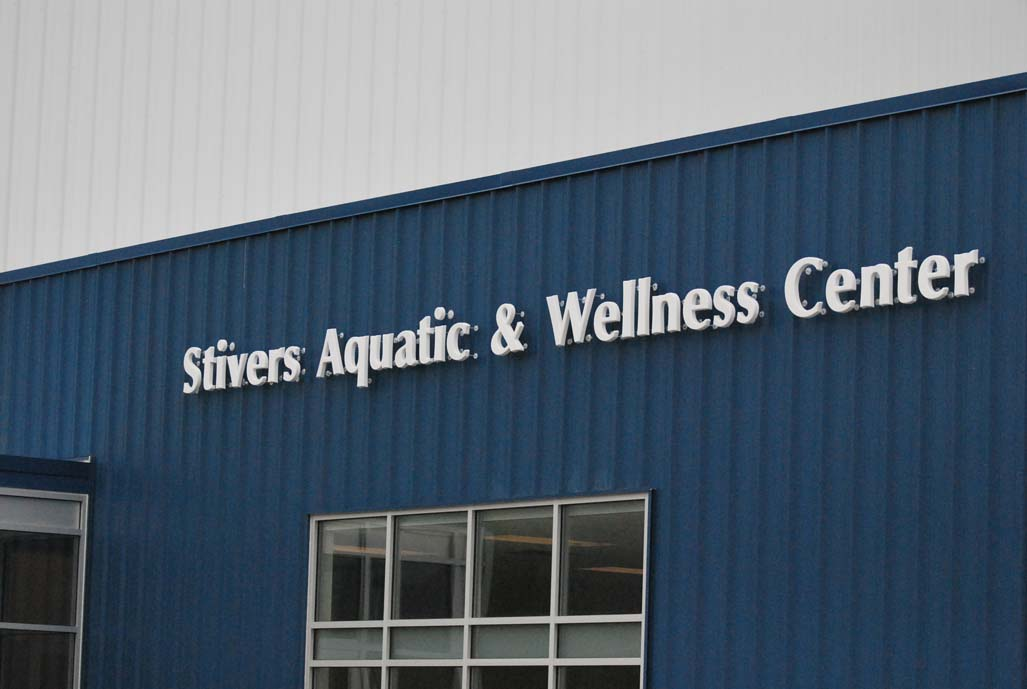14th Stivers Aquatic Center Photo