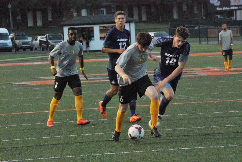 5th MSoc vs. Asbury (Childhood Cancer Awarness Match)  Photo