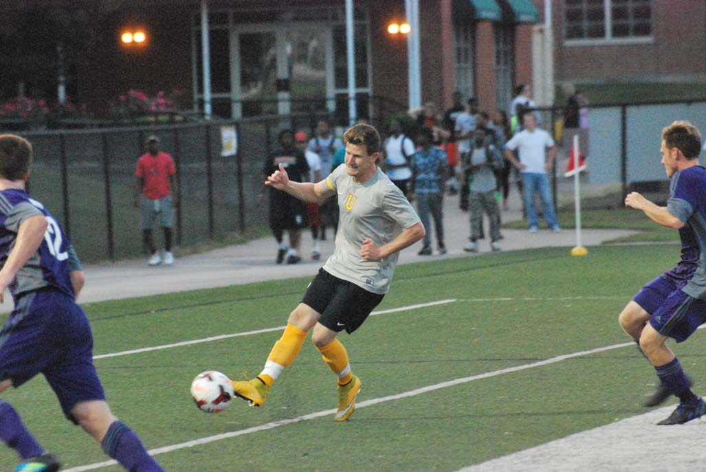 9th MSoc vs. Asbury (Childhood Cancer Awarness Match)  Photo