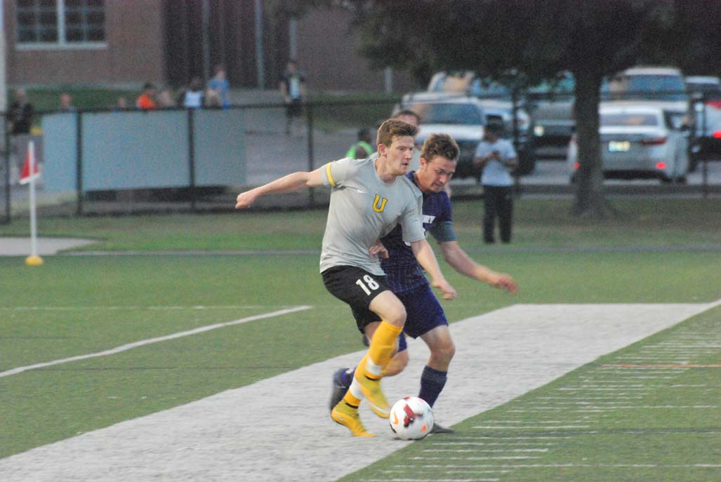 11th MSoc vs. Asbury (Childhood Cancer Awarness Match)  Photo