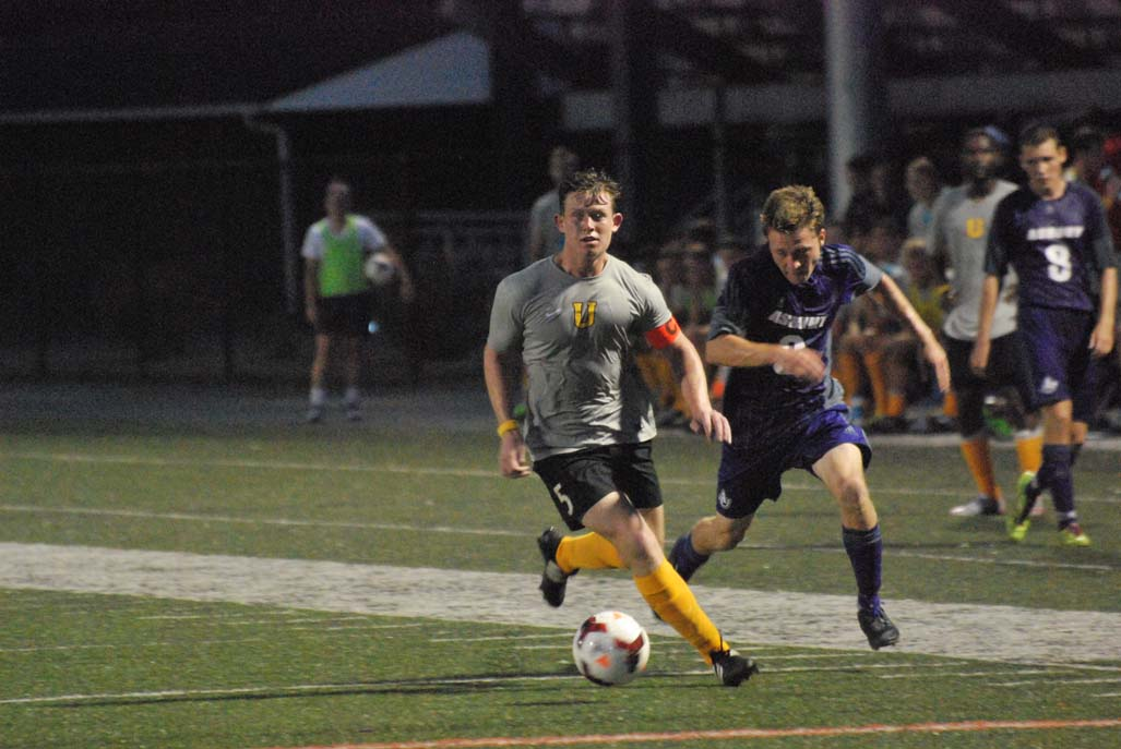 17th MSoc vs. Asbury (Childhood Cancer Awarness Match)  Photo